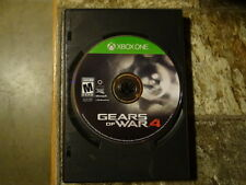 Gears Of War 4 Xbox One Game Disc Only
