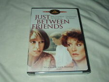 Just Between Friends (1986) DVD NEW Mary Tyler Moore Ted Danson Christine Lahti