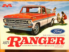 Moebius Models 1:25 1971 Ford Ranger XLT Pickup Truck Model Kit