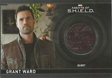"Marvel Agents of Shield S2 - CC4 ""Grant Ward's Shirt"" Costume Card #363/425"
