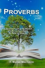 Light to My Path Devotional Commentary: Proverbs : A Devotional Look at the...