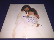 Barry Gibb *Streisand* Hand Signed Guilty Autographed Album w/COA Bee-Gees