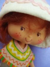 Vtg Kenner 80s Strawberry Shortcake DOLL & CLOTHES Lot CAFE OLE