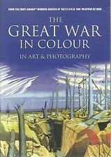 THE GREAT WAR IN COLOUR IN ART & PHOTOGRAPHY DVD