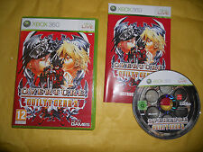 XBOX 360 LIVE GAME-OVERTURE-GUILTY GEAR 2-II-Giochi Game Console-INGLESE