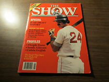 THE SHOW BASEBALL MAGAZINE