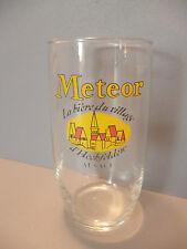 """verre a biere ancien""""meteor"""""""