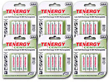 6 Cards: 24 AAA LSD 800mah NiMH Rechargeable Batteries