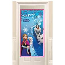 Disney Frozen Party Door Banner Decoration
