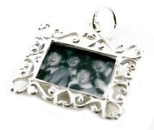 ARGENTO Sterling BEATLES Photo Frame Charm