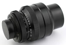 Carl Zeiss Jena TEVIDON 35 35mm f/1.9 C-Mount Lens for GH3 GH4 BlackMagic BMPCC
