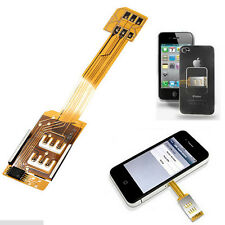 Dual SIM Card Adapter Duo SIM Converter 4G for Samsung Galaxy S3 S4 S5 Note 2 3