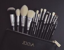 ZOEVA Complete Face & Eye Brush Set 100% Genuine 15 Piece New Year Bargain