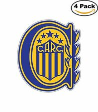 Rosario Central FC Argentina Football Soccer Decal Diecut Sticker 4 Stickers