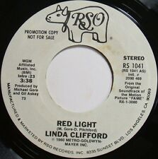 FUNK DANCER 45 LINDA CLIFFORD ON RSO HEAR - Red light