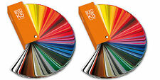RAL K5 Classic 2 guide set - New - All the Classic colours on 150x50mm pages.