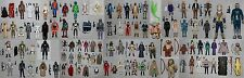 Star Wars 1977-1984 1985 Kenner Complete Collection Power Of The Force ALL ORIG