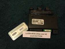 98-02 Lincoln Continental Master Power Window Switch Driver Door Keyless Module