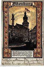Sopron Ödenburg AK um 1910 Schmuck Gedicht Künstler Ungarn Magyarorszag 1509332