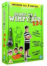 DIARY OF A WIMPY KID: 1, 2 & 3 - DVD FILM BOXSET