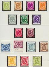 BUND 1949-1987 ** POSTFRISCH LUXUS kpl SAMMLUNG SAFE DUAL (U1459e