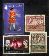 Antigua Stamps small  Lot