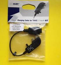 Bury Bluetooth Charging Cable/Lead Samsung A300 C300 E300 D500 D600 E800 X640