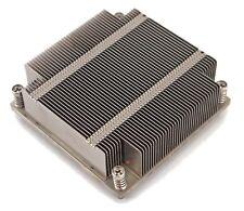 Supermicro LGA1366 &1356 1U Heatsink Xeon 5500 & 5600 Series SNK-P0037P