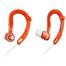 Philips SHQ3300OR ActionFit Sports headphones Earhook SHQ3300 Orange