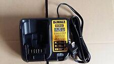 New DEWALT DCB107 Lithium-lon Battery Charger , 12V/20V MAX, US VERSION