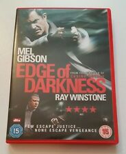 Edge Of Darkness - Region 2 - Very Good Condition - DVD - Tested