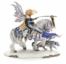 NIB retired, Nene Thomas Fortitude Fairy + Horse Limited Edition figurine NT132