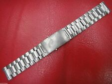 Solid S/Steel Bracelet-strap-band Omega Seamaster Planet Ocean replacement,20mm