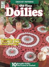 Old-Time Doilies crochet patterns OOP new