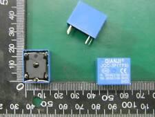 5PCS 3V Relays JQC-3F(T73) Mini SPDT Power Relay 3VDC PCB Type DIP-5pin #D601