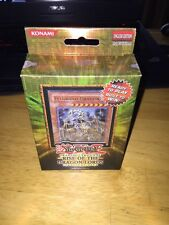 Rise Of The Dragon Lords Structure Deck Yugioh Gem Mint Sealed