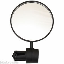 NEW LIGHTWEIGHT BICYCLE CYCLE ROAD BIKE ATB MTB BAR END BAREND FLEXIBLE MIRROR