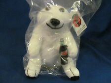 COCA COLA POLAR BEAR PLUSH COLLECTIBLE DATED 1993 NEW WITH TAGS