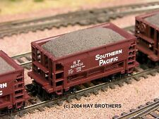 Hay Brothers TACONITE ORE PELLET LOADS (4-PACK) - fits N scale ATLAS Ore Cars