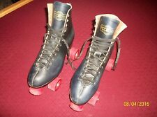 Vintage Xcaliber Men's Roller Skates Size 9 Made in Canada