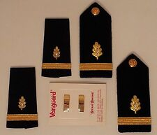 Navy Medical Corps Uniform Ensign/ENS Rank Insignia, Shoulder Boards, Officer
