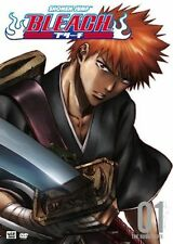 BLEACH NEW DVD VOL. 1 THE SUBSTITUTE ANIME CARTOON MANGA +FREE COLLECTIBLE PRINT