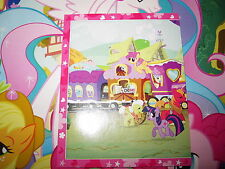MY LITTLE PONY MON PETIT PONEY TOPPS 2014 IMAGE STICKER AUTOCOLLANT N° 26