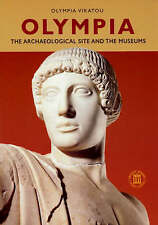 Olympia - The Archaeological Site A  BOOK NEW