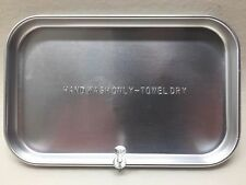 Ultimate Easy Bake Oven Used Replacement Part Metal Pan with Same Day Shipping