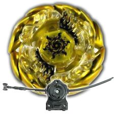 Beyblade Sol Blaze (AKA Solar Sun God) Gold Version + Launcher - USA SELLER