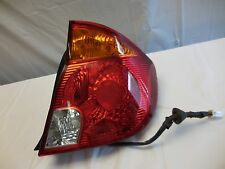 03 04 05 HYUNDAI ACCENT RIGHT PASSENGER TAIL LIGHT LAMP 92402-25700 OEM K1007