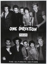 One Direction - Four (The Ultimate Edition) ( CD Album - Hardback Book Edition )