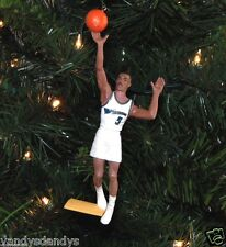 juwan HOWARD washington WIZARDS basketball NBA xmas TREE ornament HOLIDAY jersey