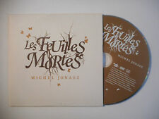 MICHEL JONASZ : LES FEUILLES MORTES ♦ CD SINGLE PORT GRATUIT ♦